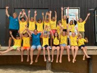 Inschrijving Beachcamps 2020 geopend